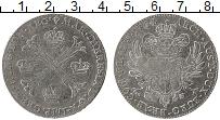 Изображение Монеты Австрия Австрийские Нидерланды 1 кроненталер 1764 Серебро VF