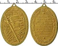 Изображение Монеты Германия Медаль 0 Латунь XF Общество ветеранов П