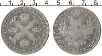 Изображение Монеты Австрия Австрийские Нидерланды 1 кроненталер 1762 Серебро VF