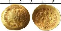 Изображение Монеты Антика Византия 1 солид 0 Золото XF-
