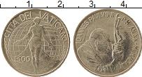 Изображение Монеты Ватикан 100 лир 1998 Медно-никель UNC-