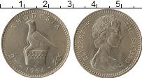 Продать Монеты Родезия 2 шиллинга 1964 Медно-никель