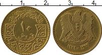 Продать Монеты Сирия 10 пиастр 1979 Медно-никель