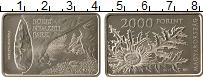 Изображение Монеты Венгрия 2000 форинтов 2017 Медно-никель UNC Национальный парк Бю