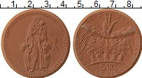 Продать Монеты Германия : Нотгельды 5 марок 1921 Фарфор