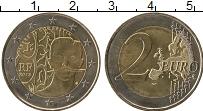 Изображение Монеты Франция 2 евро 2013 Биметалл UNC- 150 лет со дня рожде