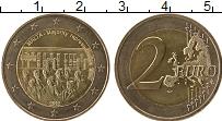Изображение Монеты Мальта 2 евро 2012 Биметалл UNC- Принятие новой Конст