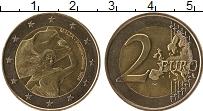 Изображение Монеты Мальта 2 евро 2014 Биметалл UNC- Независимость Мальты