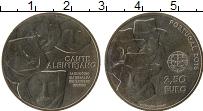 Изображение Монеты Португалия 2 1/2 евро 2016 Медно-никель UNC- Алентежанское пение