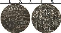 Изображение Монеты Португалия 2 1/2 евро 2014 Медно-никель UNC- Ярмо