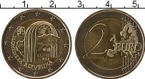Продать Монеты Словакия 2 евро 2018 Биметалл