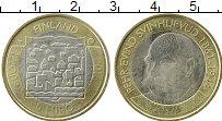 Изображение Монеты Финляндия 5 евро 2016 Биметалл UNC-