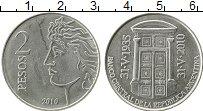 Продать Монеты Аргентина 2 песо 2010 Медно-никель