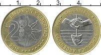 Продать Монеты Аргентина 2 песо 2016 Биметалл