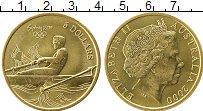 Изображение Монеты Австралия 5 долларов 2000 Латунь UNC- Олимпиада Сидней