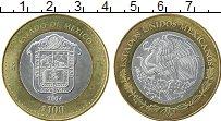 Изображение Монеты Мексика 100 песо 2004 Серебро UNC-
