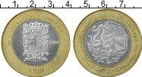 Изображение Монеты Мексика 100 песо 2005 Серебро UNC-