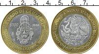 Изображение Монеты Мексика 100 песо 2006 Серебро UNC-