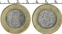 Изображение Монеты Мексика 20 песо 2016 Биметалл XF
