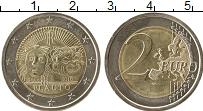 Изображение Монеты Италия 2 евро 2016 Биметалл UNC- 2200 лет со дня смер