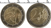 Изображение Монеты Франция 2 евро 2017 Биметалл UNC-