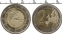 Продать Монеты Словения 2 евро 2018 Биметалл