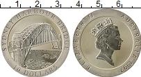 Изображение Монеты Австралия 10 долларов 1997 Серебро UNC Сиднейский мост