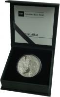 Изображение Подарочные монеты Польша 10 злотых 2015 Серебро Proof
