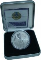 Изображение Подарочные монеты Казахстан 500 тенге 2002 Серебро Proof