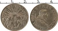 Изображение Монеты Ватикан 100 лир 1999 Медно-никель UNC Иоанн Павел II