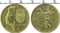 Продать Монеты Бонайре 1 доллар 2011 Медно-никель