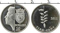 Продать Монеты Бонайре 10 центов 2011 Медно-никель