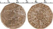 Изображение Монеты Австрия 5 евро 2014 Медь UNC Очаровательная Аркти