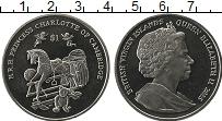 Изображение Монеты Виргинские острова 1 доллар 2015 Медно-никель UNC