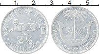 Изображение Монеты Африка Биафра 2 1/2 шиллинга 1969 Алюминий XF+