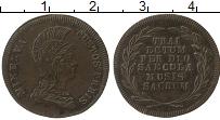 Изображение Монеты Великобритания Жетон 0 Медь XF-