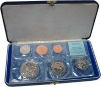 Изображение Подарочные монеты Новая Зеландия Новая Зеландия 1968 1968  UNC