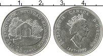 Изображение Монеты Канада 25 центов 1992 Медно-никель XF