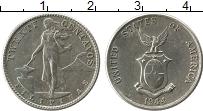 Изображение Монеты Филиппины 20 сентаво 1944 Серебро XF Американская админис