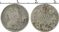 Изображение Монеты Канада 5 центов 1903 Серебро VF Эдуард VII