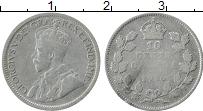 Изображение Монеты Канада 10 центов 1916 Серебро VF Георг V