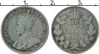 Изображение Монеты Канада 10 центов 1931 Серебро VF