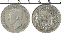 Изображение Монеты Канада 50 центов 1949 Серебро XF