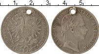 Изображение Монеты Австрия 1 флорин 1861 Серебро VF