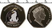 Продать Монеты Арктика 50 пенсов 2019 Медно-никель