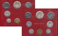 Изображение Подарочные монеты Ватикан 1959 ANNO I 1959  UNC