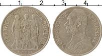 Изображение Монеты Датская Западная Индия 1 франк 1905 Серебро XF Кристиан IХ