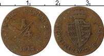 Продать Монеты Саксе-Мейнинген 1/4 крейцера 1812 Медь