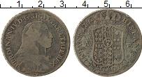 Изображение Монеты Италия Неаполь 60 гран 1792 Серебро VF