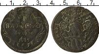 Изображение Монеты Ватикан 1 байоччи 1735 Медь VF Клеменс XII. Губбио